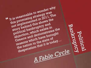 Political Bankruptcy